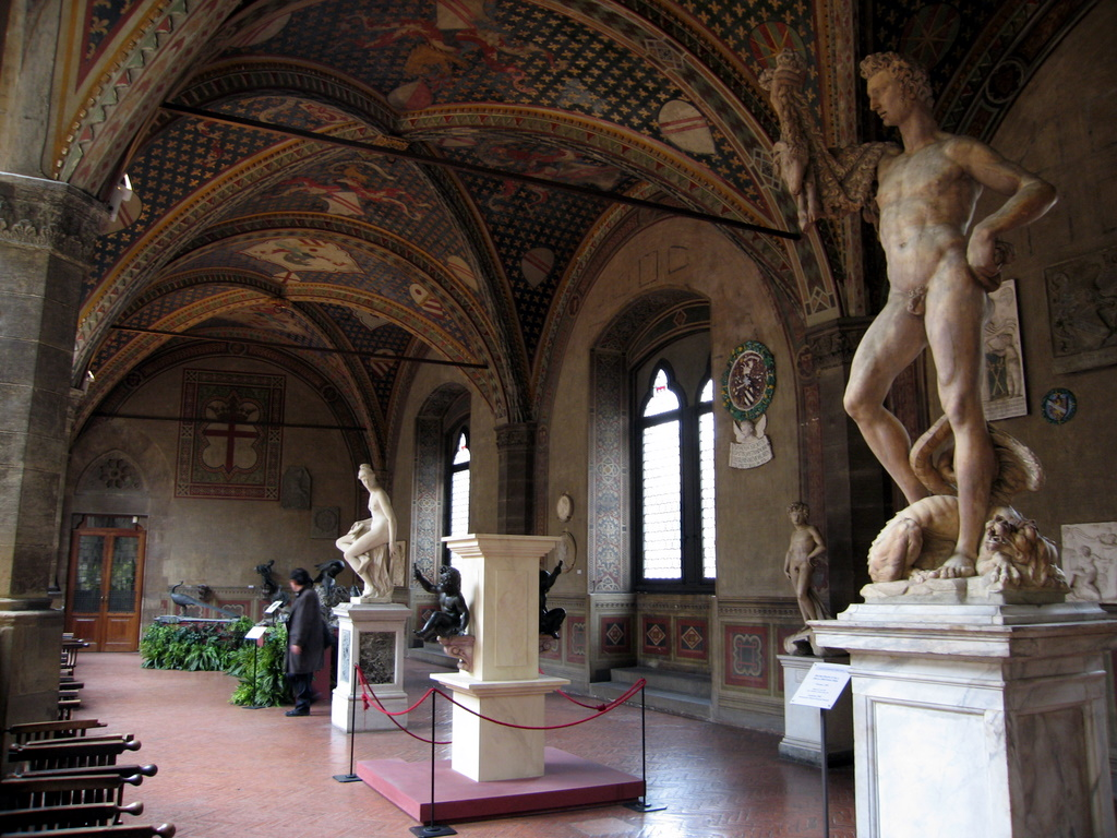 A view of Bargello Museum