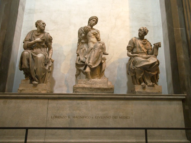 Medici Funerary Monument in the Medici Chapels