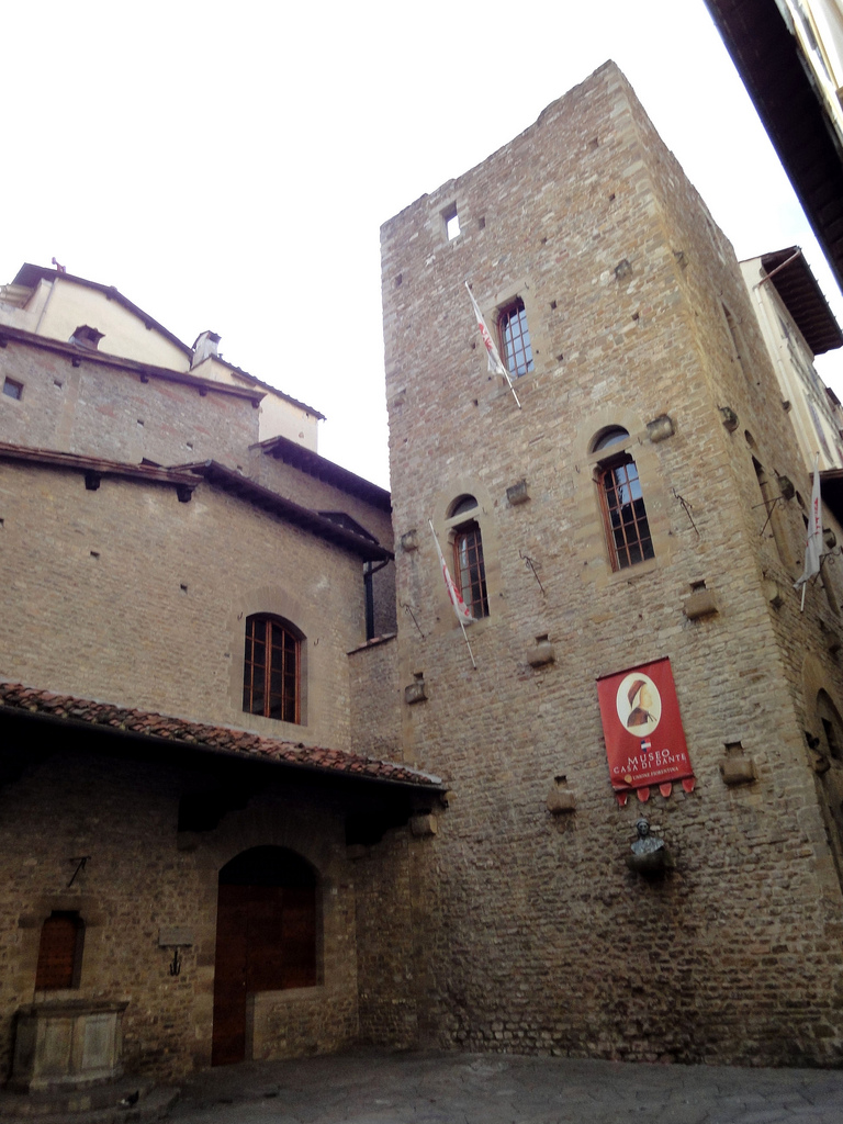 The Museum of Dante's House in Florence