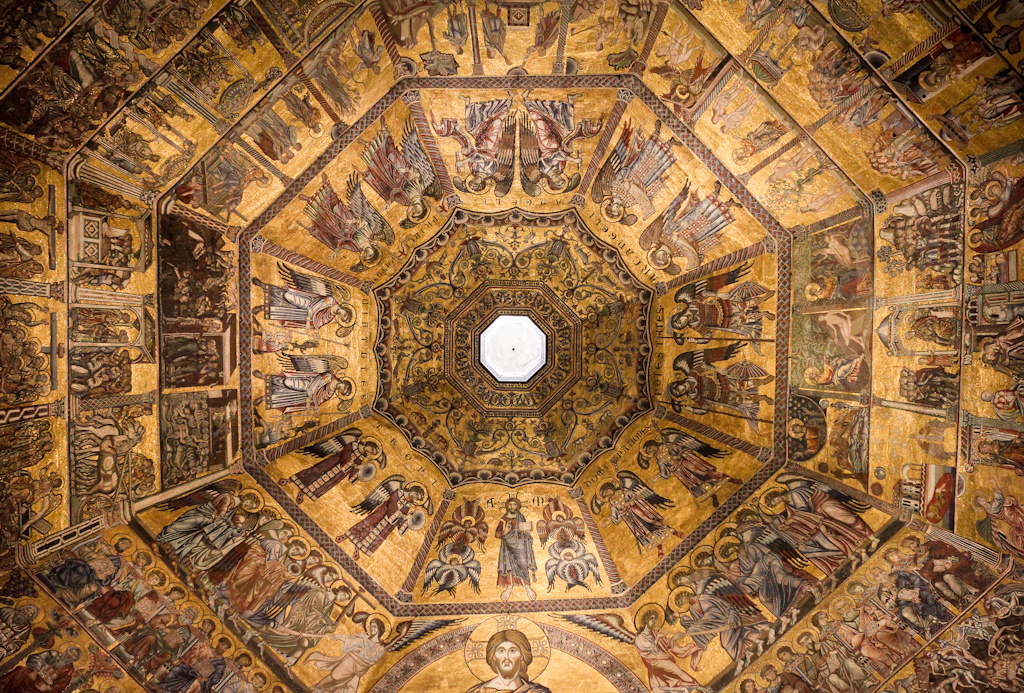 Baptistry of San Giovanni - The Florence Baptistery